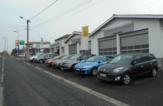 Garage michaud garage michaud agent renault dacia for Garage la croix blanche